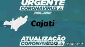 Cajati chega a 20 óbitos por Covid-19 e se mantém como cidade mais afetada - Adilson Cabral