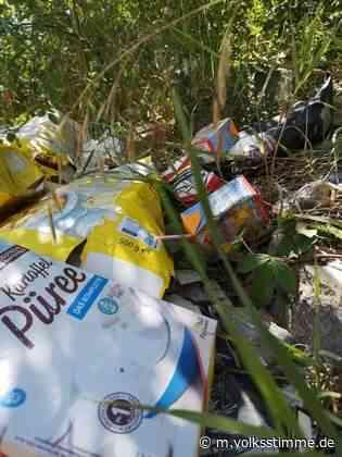 Müllproblem Lebensmittel in Halberstadt weggeworfen - Volksstimme