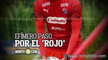 Independiente Medellín confirmó que otro de sus jugadores saldrá en préstamo - Minuto30.com