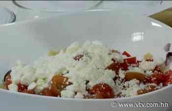 El Plato Familiar: Pasta de marmaón - vtv.com.hn