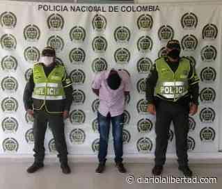 Policía capturó a hombre con licencia de conducción falsa en Plato Magdalena - Diario La Libertad