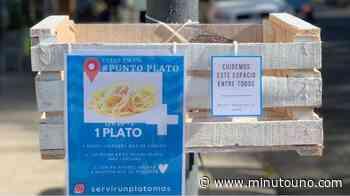 """""""Servir un plato más"""": la iniciativa solidaria en cuarentena para ayudar a los que más necesitan - Minutouno.com"""