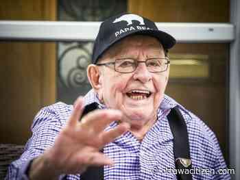 PHOTOS: Arnprior resident Ed Levesque celebrates turning 100-years-old - Ottawa Citizen