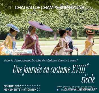 Une journée en costume XVIIIème siècle Champs-sur-Marne - Unidivers