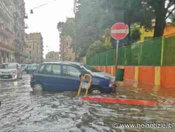 San Giorgio Ionico, nubifragio da 100 millimetri di livello di pioggia. A Taranto circa cinquanta - Noi Notizie. - Noi Notizie