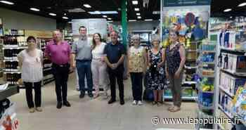 Commerce - Une alimentation « verte » a ouvert ses portes à Saint-Sulpice-les-Feuilles - lepopulaire.fr