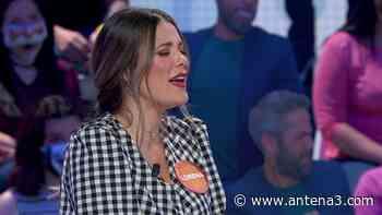 """Lorena García enamora cantándole """"a su peque"""" a capela en 'Pasapalabra' - Antena 3"""