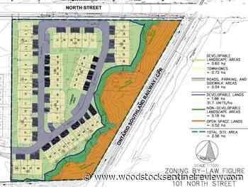 Tillsonburg council approves in principle townhouse development - Woodstock Sentinel Review
