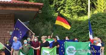 Sankt Germanshof – Wissembourg : les Fédéralistes européens réaffirment la nécessité d'une Europe sans frontières - Le Taurillon