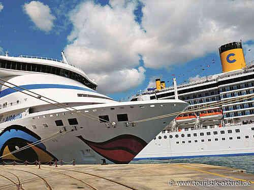 Re-Start auf See: Grünes Licht für Aida, Costa und MSC