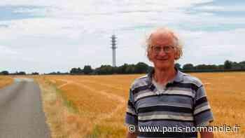 Près de Bernay, cet agriculteur se retrouve privé d'Internet et la situation ne semble pas changer - Paris-Normandie