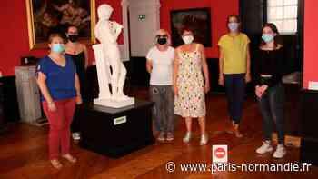 Déconfinement. Le musée des Beaux-Arts de Bernay est de nouveau accessible aux visiteurs - Paris-Normandie