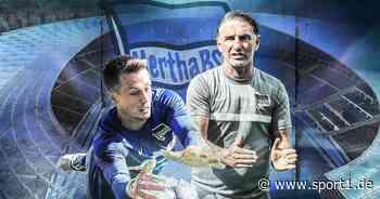Alexander Schwolow wechselt zu Hertha BSC: Angriff auf die Champions League? - SPORT1