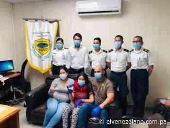 Migración otorga permiso de residente temporal a familia venezolana en Ocú - elvenezolano.com.pa