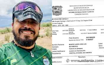 Regidor da positivo a coronavirus en Matamoros - Milenio