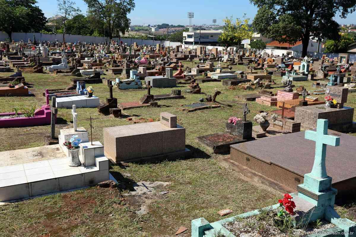 Educadora AM - Cemitérios de Limeira permanecem fechados no Dia dos Pais - Educadora