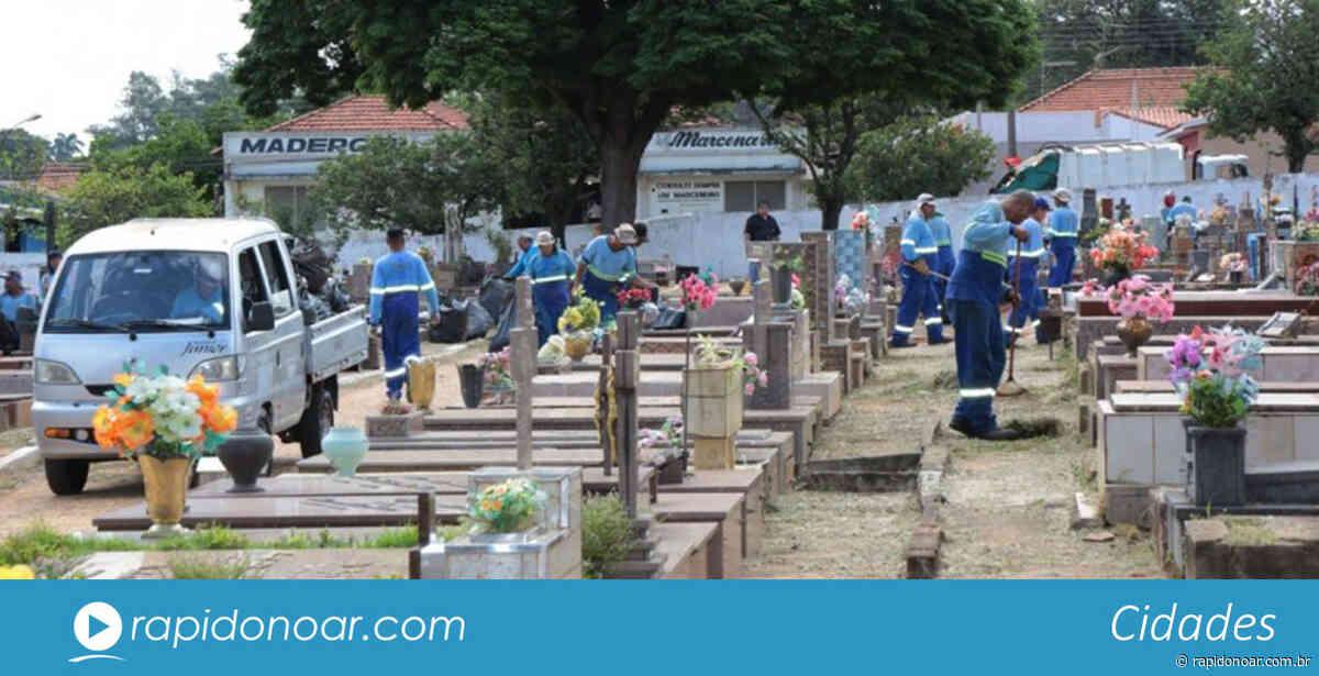 No Dia dos Pais, cemitérios de Limeira estarão fechados devido ao coronavírus - Rápido no Ar