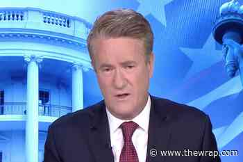 Joe Scarborough on Staggering New Coronavirus Death Projections: 'Good Lord!' (Video) - TheWrap