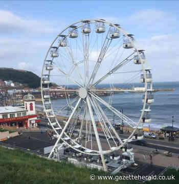 Scarborough wheel given go-ahead to remain until 2022 - Gazette & Herald