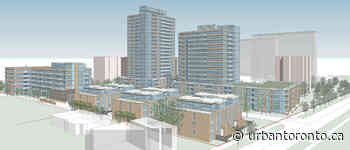 Infill Development Proposed at Scarborough Apartment Community - Urban Toronto