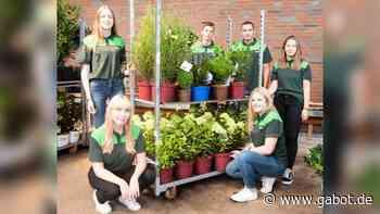 Landgard: 6 neue Auszubildende in Wiesmoor - GABOT