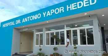 Hospital de Nagua solo recibirá pacientes afectados de COVID-19 - Diario Libre