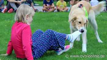 Kolbermoor: Thearpiehund Emma ab Herbst im AWO-Kindergarten Momo im Einsatz - Oberbayerisches Volksblatt