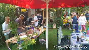 """Kolbermoor: Grillfest der """"Mangfalltaler"""" - ovb-online.de"""