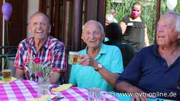 Kolbermoor: Bewohner des Hauses Lohholz feiern Sommerfest - ovb-online.de