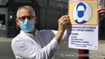Wimereux généralise le port du masque dans les rues... mais ne verbalisera pas - La Voix du Nord