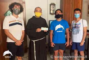 Bordighera: donazione dell'Associazione Culturale BordiEventi alla Chiesa di Terrasanta - SanremoNews.it