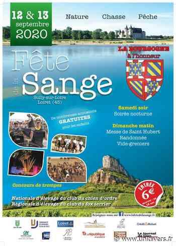 Fête de la Sange Château de Sully-sur-Loire samedi 12 septembre 2020 - Unidivers