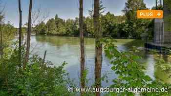 Kaufering: Eine Wasserleitung unter dem Lech - Augsburger Allgemeine