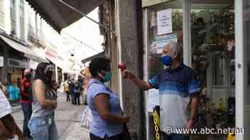 Coronavirus update: Brazil's COVID-19 deaths to pass 100,000