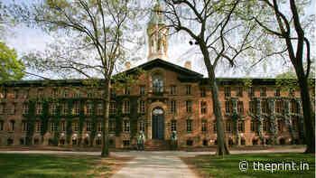 Princeton scraps plan to bring undergraduates back to campus this fall semester - ThePrint