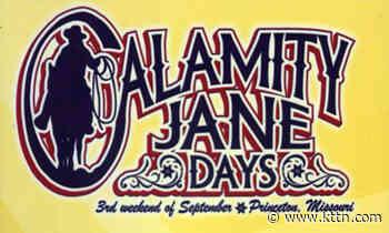 Calamity Jane Days set for September in Princeton; several regular events canceled - kttn