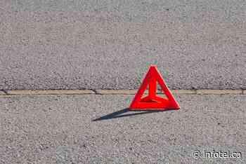 Crash closes Highway 3 west of Princeton - InfoNews - iNFOnews