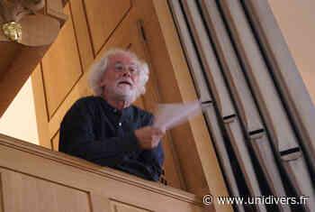 Annulé | Concert d'orgue à l'église protestante de Bouxwiller par Jan Willem Jansen dans le cadre du stage d'été Église de Saessolsheim Saessolsheim - Unidivers