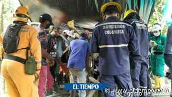 Minero atrapado en las entrañas de un socavón que colapsó en Cauca - El Tiempo