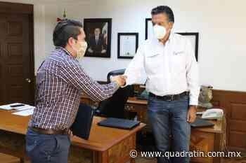 Trabajan para recuperar áreas naturales en Paracho - Quadratín - Quadratín Michoacán