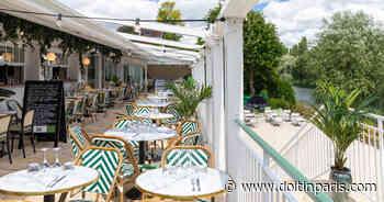 Maison Louveciennes : un restaurant-plage au bord de la Seine - doitinparis