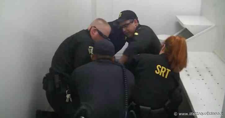 """""""Non respiro, non respiro"""", il video della morte di John Neville in una prigione del North Carolina scuote di nuovo gli Usa"""