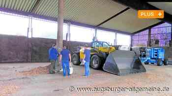 Das Aichacher Biomasse-Heizkraftwerk braucht eine neue Lagerhalle - Augsburger Allgemeine