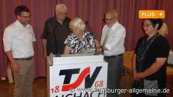 Redner würdigen Verdienste von Klaus Laske beim TSV Aichach - Augsburger Allgemeine