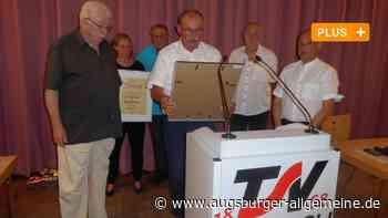 Klaus Laske ist jetzt Ehrenvorsitzender des TSV Aichach - Augsburger Allgemeine