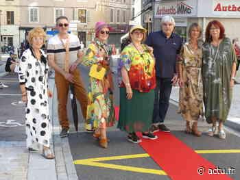 Jura. [Photos] Deuxième défilé de mode apprécié jeudi à Saint-Claude dans le cadre des rues piétonnes - Voix du Jura