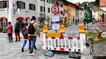Mittenwald: Schließung der Hochstraße: FDP fordert Ratsbegehren - merkur.de