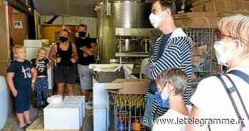 Cidrerie du pays d'Auray, de la pomme au champagne breton - Le Télégramme