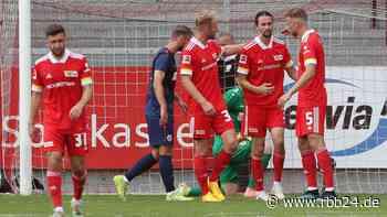 Union Berlin gewinnt Testspiel bei Energie Cottbus mit 3:1 - rbb24