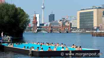 Hitze in Berlin: Deutscher Wetterdienst mit Warnung - Berliner Morgenpost